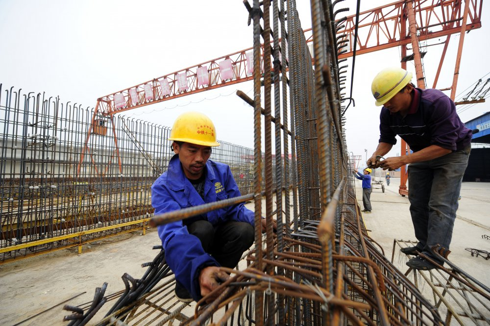 Chinese construction firms woo Mideast opportunities