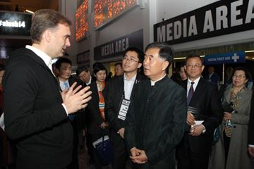 China,Finland to deepen cooperation