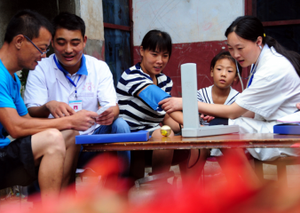 China lowers administrative fees on old-age services, medical institutions