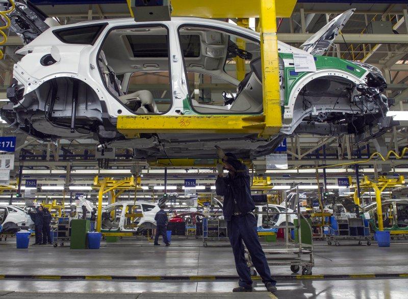 China Nov. auto, chassis imports at 110,000 units, GAC