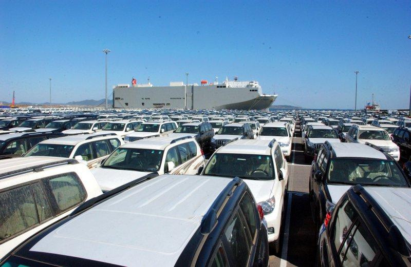 Chinas auto exports down 2.6pct y-o-y in Jan-Nov