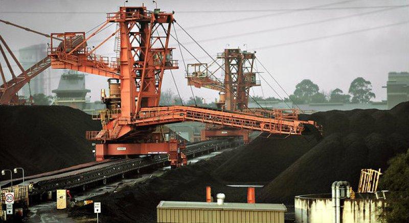 China Nov coal imports down 26 pct on yr to 21.03 mln t, GAC