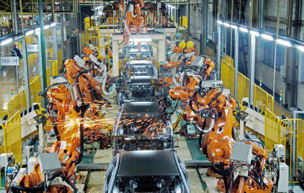 auto industry in china