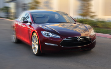 Tesla: new Model S P85D to debut Shanghai auto show in April