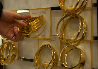 Shandong Gold (600547.SH) to buy 330t gold resources for RMB5.05 bln