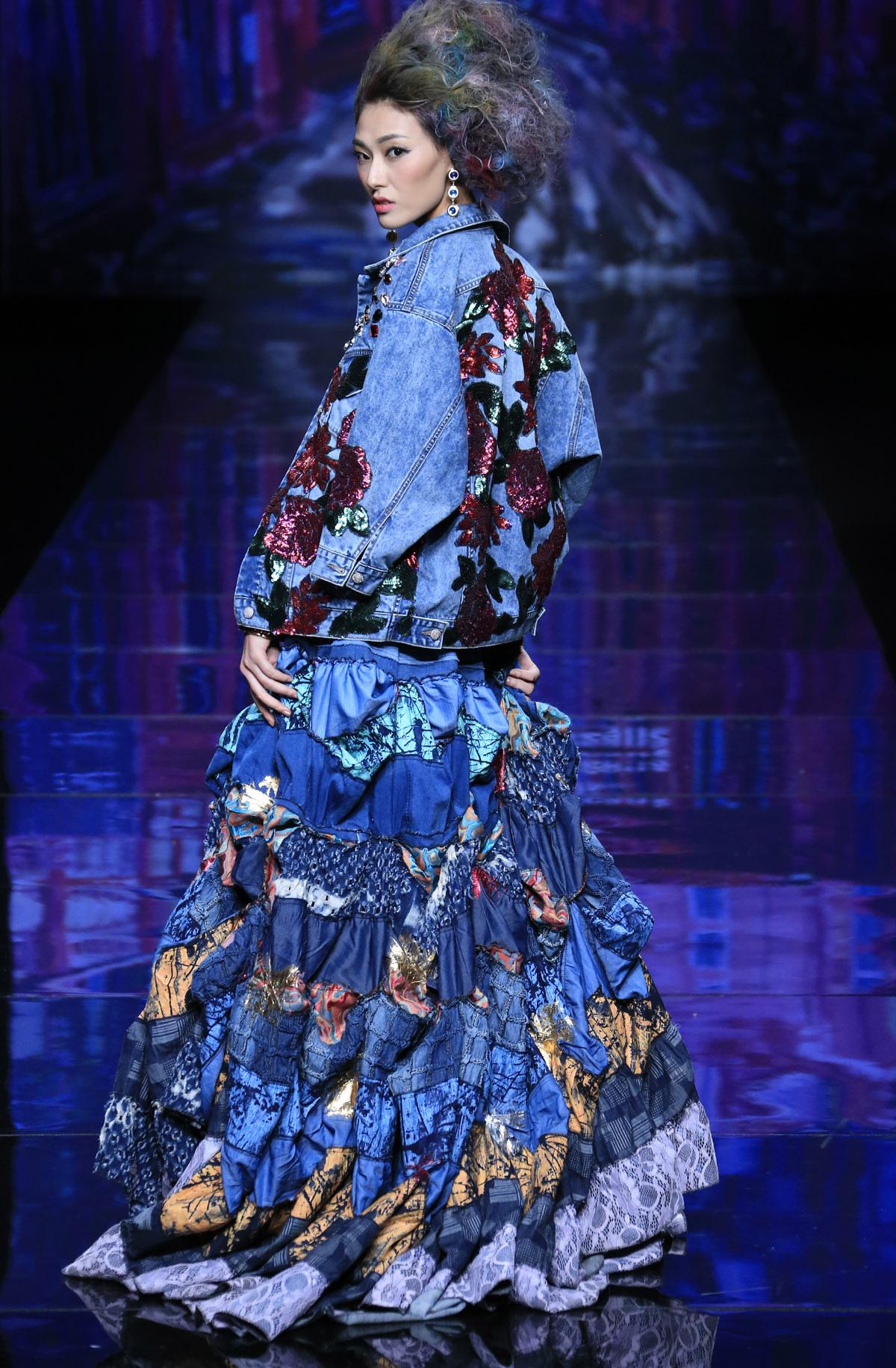 China fashion week in beijing 67