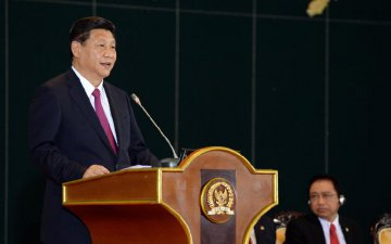 Speech by Chinese President Xi Jinping to Indonesian Parliament