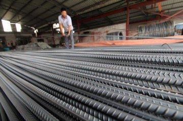 China warns steel bar makers of EU anti-dumping probe
