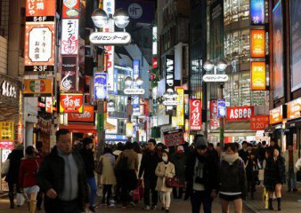 Japans GDP grows annualized 2.4 pct in Q1