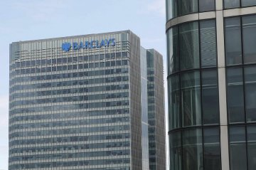 Barclays fined 1.5 bln pounds for forex rigging
