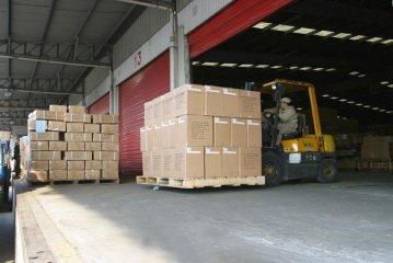 boe in logistics