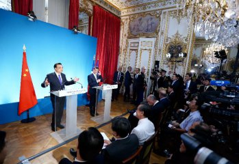 China, France pledge closer cooperation in civil nuclear energy