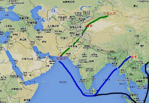 Image result for China Pakistan Economic Corridor
