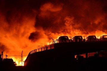 China leaders urge professional Tianjin response