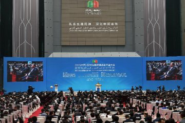 China-Arab States Expo opens in NW China