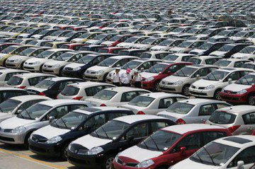 China auto market lackluster on weak demand