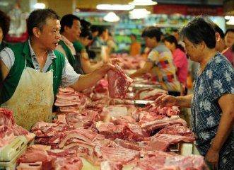 China soaring pork price unlikely to cause serious inflation, analyst