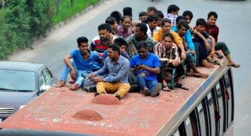 Bangladesh expects 1 mln Chinese tourists next year: PM