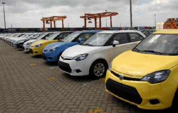 China auto industry to maintain medium, low-speed growth in coming years