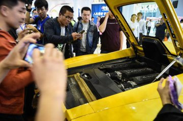Chinas auto industry faces four major challenges: expert