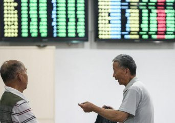 Chinese shares plunge for 2nd straight day Tue. on profit taking
