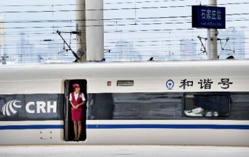 24 new intercity rail lines planned in Beijing-Tianjin-Hebei