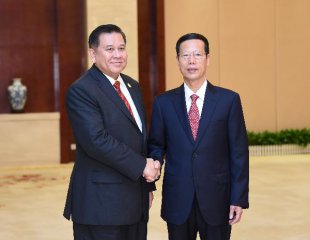China vows more ASEAN maritime cooperation