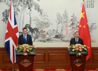China-Britain economic dialogue fruitful