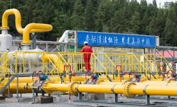 China crude oil output rises 4.9 pct in August