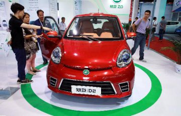 China to champion eco-vehicles with favorable policies
