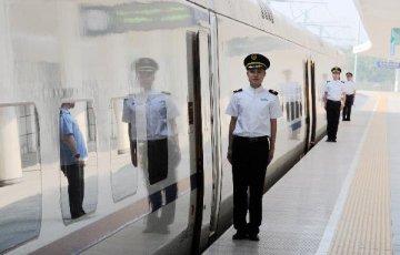 Guangdong,Guangxi, Guizhou try out high-speed railway economic belt