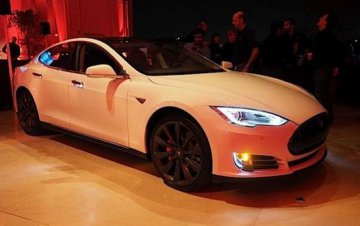 Tesla Model S available in Beijings license-plate lottery system