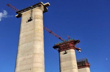 China unveils 2nd batch of PPP demonstration projects Tue.