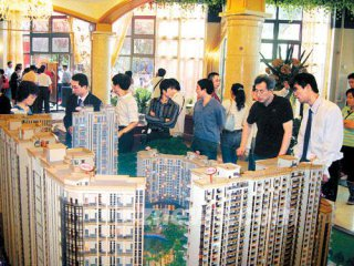 Chinese property developers benefit from new mortgage rules