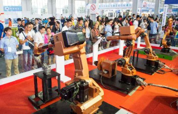 News Analysis: Intelligent manufacturing key to Chinas upgrade