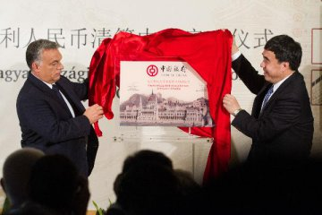 Bank of China launches RMB clearing center in Budapest