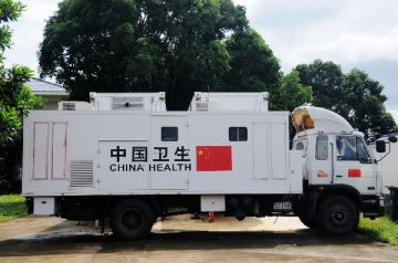China, Africa agree on building resilient public health system