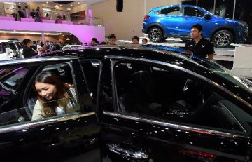Record 30 Chinese firms participate in Slovakia auto show