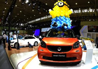 China's stimulating policies likely to spur car demand in 2015 and 2016