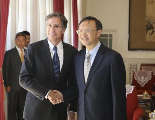 Chinese state councilor meets senior U.S. envoy