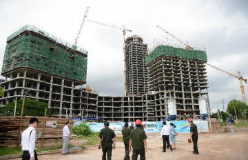 China nears annual affordable housing target