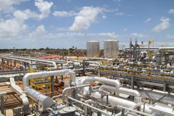 Chinese-built gas project launched in Tanzania