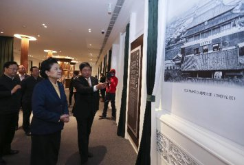 Chinese vice premier calls for enhanced functions of Palace Museum
