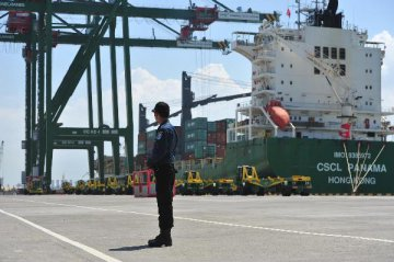 Cargo throughput at Chinas major ports up 1.6pct y-o-y in Sept.
