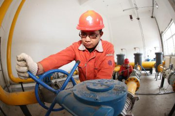 China likely to cut natural gas prices by 20-30pct in Nov.