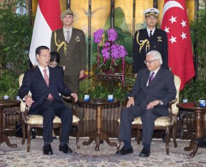 China Focus: China, Singapore plan new intergovernmental project