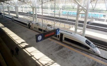 NDRC approves 2 railroad projects with investment of RMB26.762 bln on Thu.