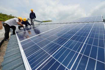 China PV product exports to keep steady growth
