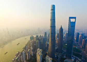 Local official newspaper reports Shanghai to merge two districts