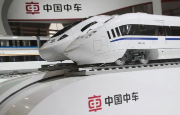 CRRC exploring individualized diesel locomotives to cope with purchase boom